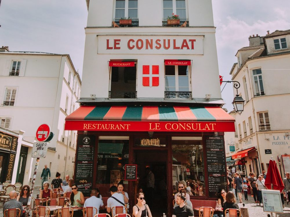 Paris is the Best City to have a Meltdown