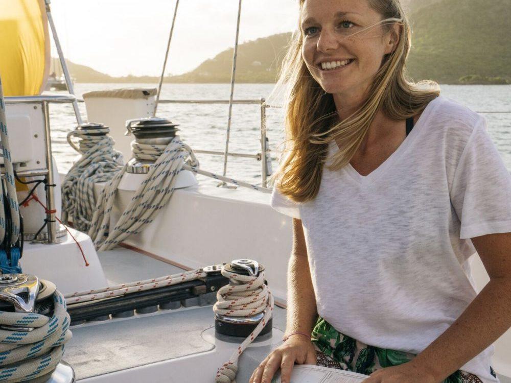 Emily Penn Is Using Female Power to Help the Ocean