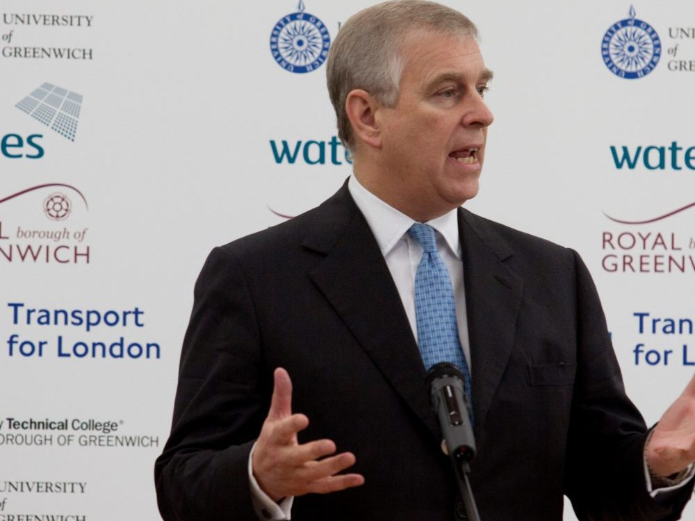 Prince Andrew Still Has Questions to Answer