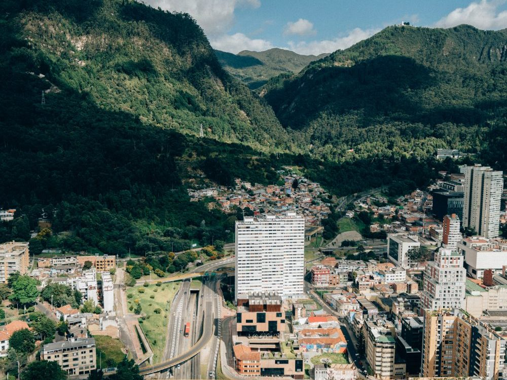Restless Runs to Bogotá