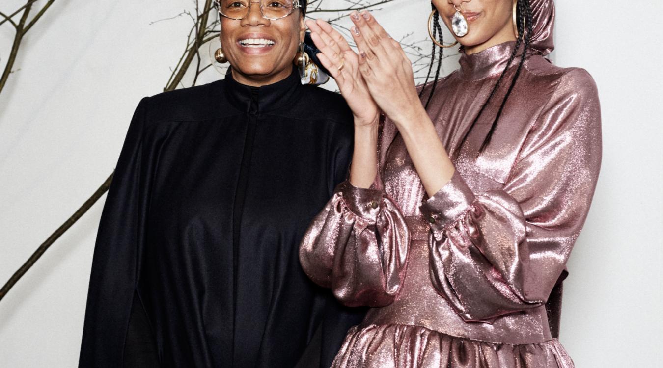 Black Women Are The Backbone of Modest Fashion