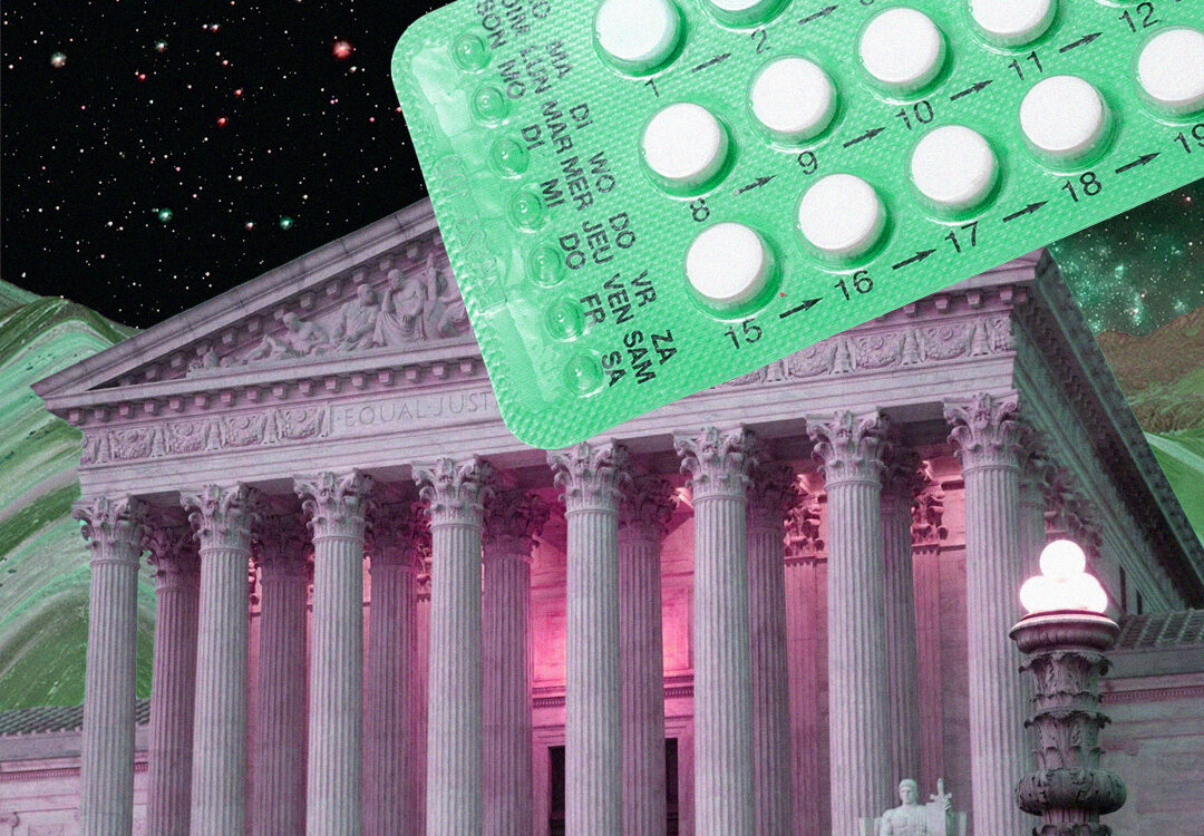 Denying Birth Control is an Act of War