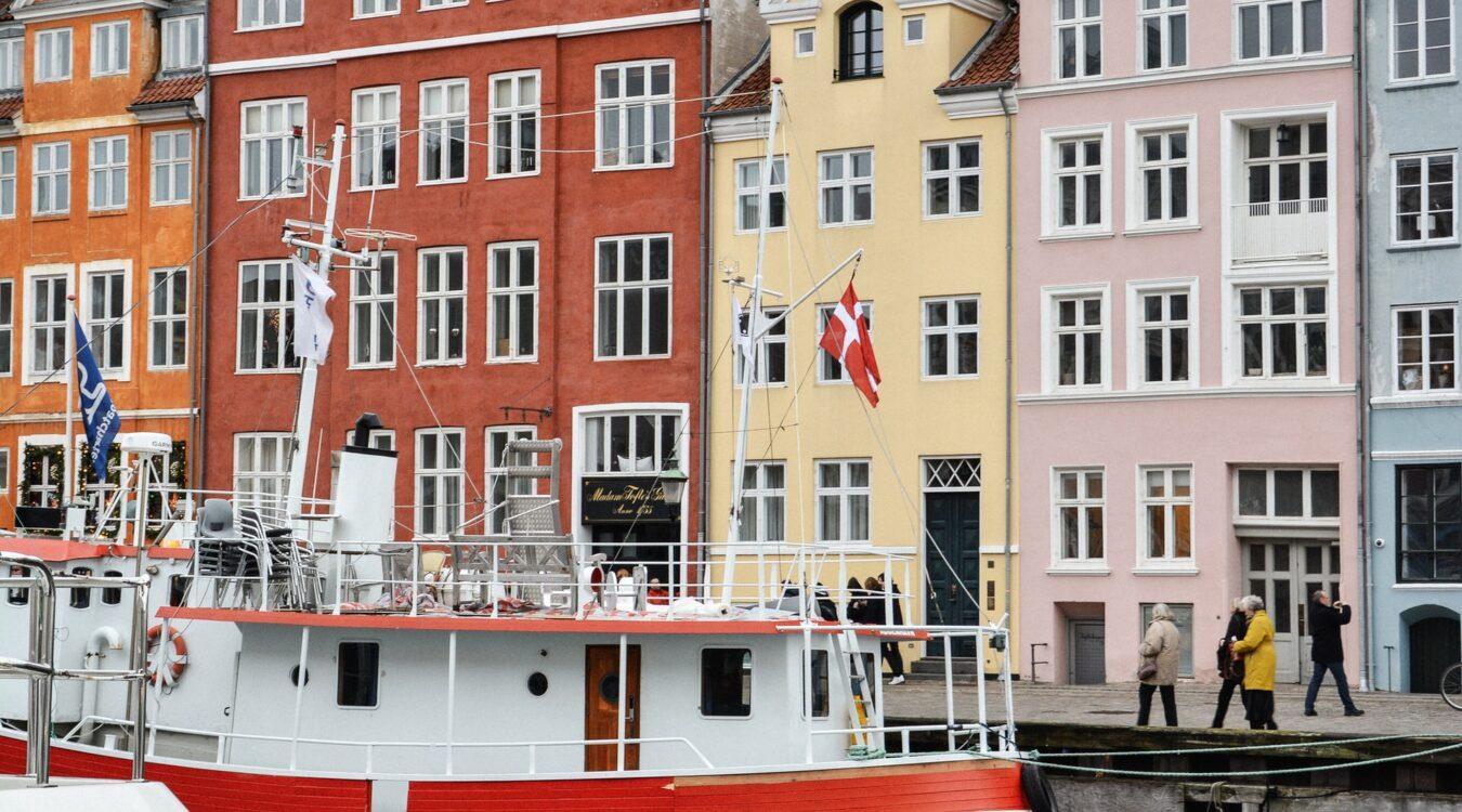 Copenhagen Is My Safe Space
