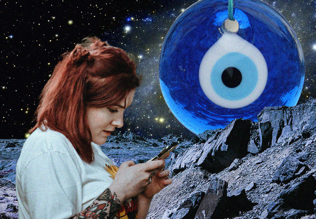"""2020's Social Media is Inciting My Fear of the """"Evil Eye"""""""