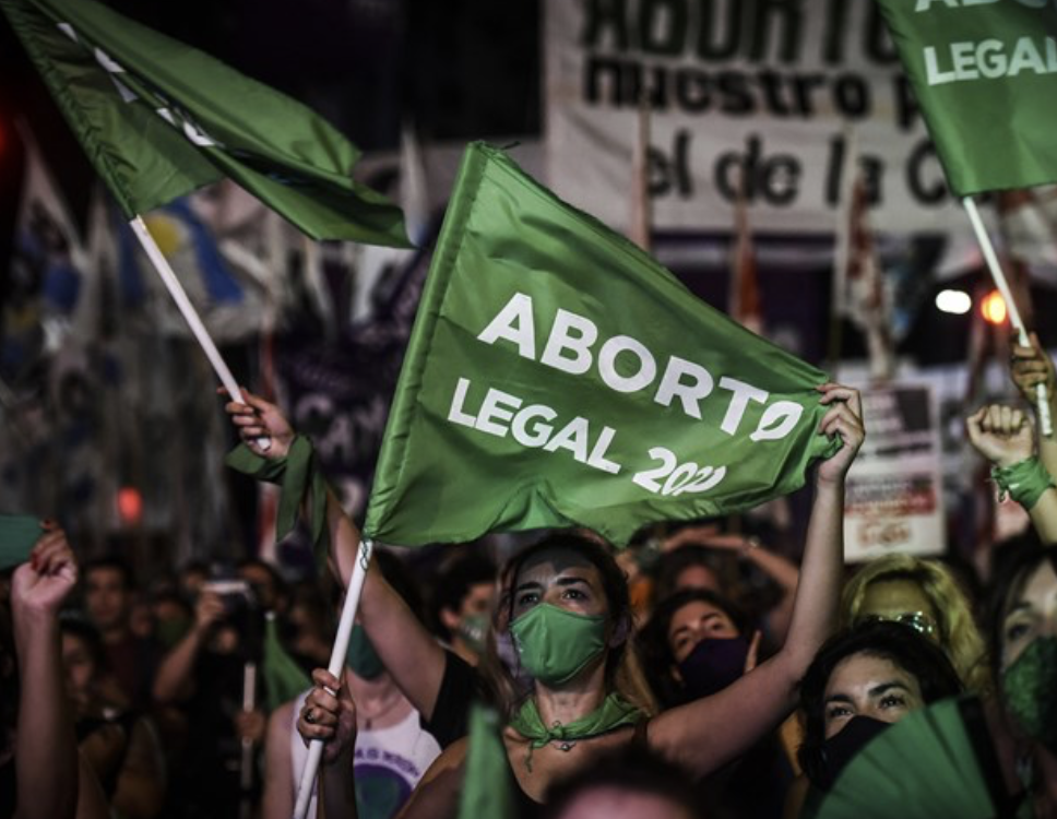 Argentina Legalizes Abortion