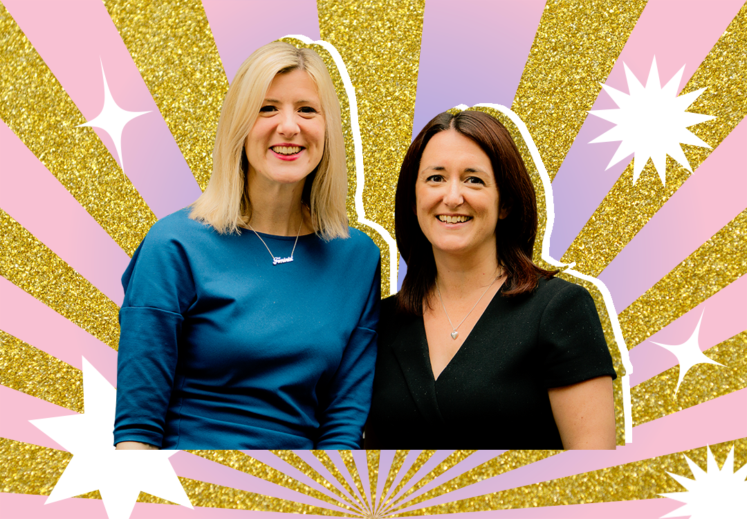 Claire and Hannah Redefine What it Means to Work Together